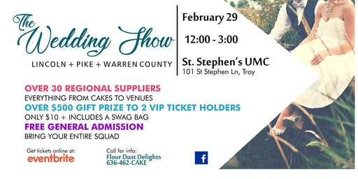 The Wedding Show: Lincoln/Pike/Warren