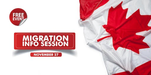 Information Session on Canada Migration