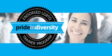 Pride in Diversity Endorsed LGBTQ Trainer Program Sydney - December 2019 tickets