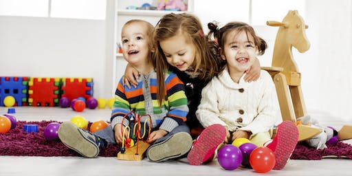 Terrific Toddlers & Twos—6 sessions (18 ‒ 36 mos)