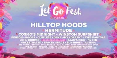 Let Go Fest. 2020 - Hilltop Hoods, Hermitude, Cosmo\