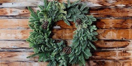 Make-a-Wreath Class tickets