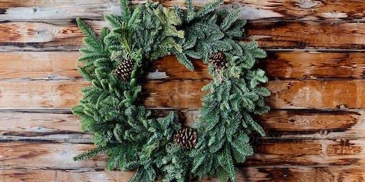 Make-a-Wreath Class