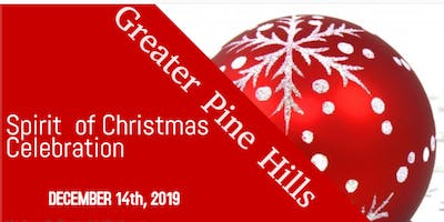 Greater Pine Hills Spirit of Christmas Celebration