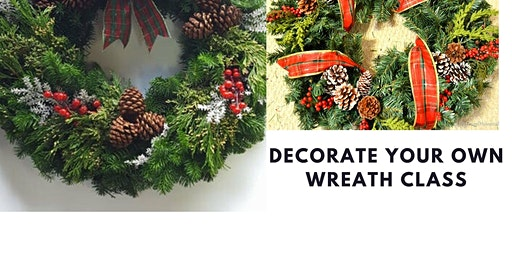Decorate-a-Wreath Class