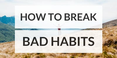 How to Reprogram Your Brain To Stop The Bad Habits That Hold You Back!