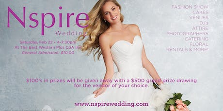 Nspire Wedding Show tickets