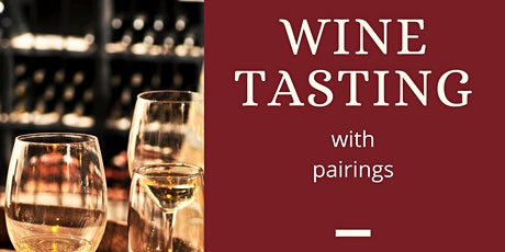 Wine Tasting Around the World tickets