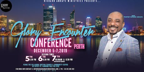 Glory Encounter Conference Perth tickets