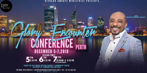 Glory Encounter Conference Perth