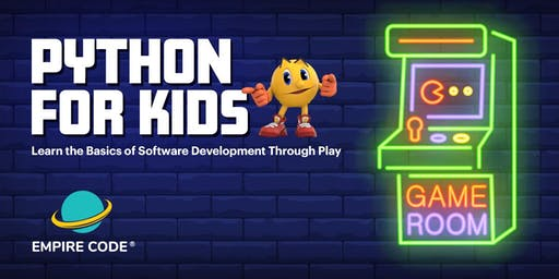 Python for Kids at Empire Code Tanglin
