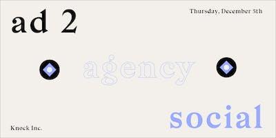 Ad 2 Agency Social at KNOCK Inc.