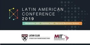 HBS and MIT Latin American Conference, A Student Club...