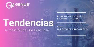 Tendencias de Gestión del talento 2020