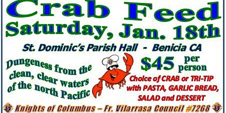 Knights' CrabFeed 2020