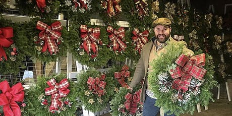 Holiday Wreath Sale tickets