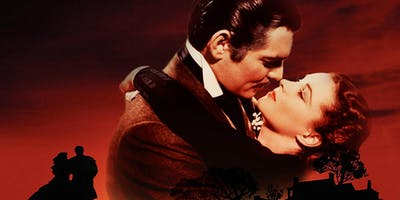 35mm movie palace screening of GONE WITH THE WIND