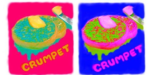 Crumpet A Queer Tea  Dance 4.0 - That Seasonal Edition