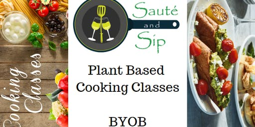 Plant-Based Cooking Classes