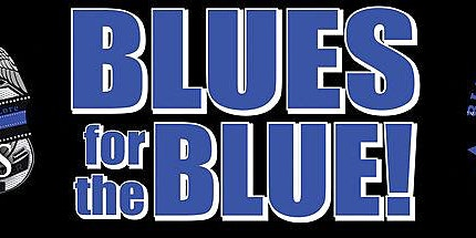 The Fallen Officers and Robert L Zore Foundation Present The Blues For The Blue Free Concert Cambier Park March 27, 2020