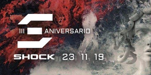 III Aniversario Shock