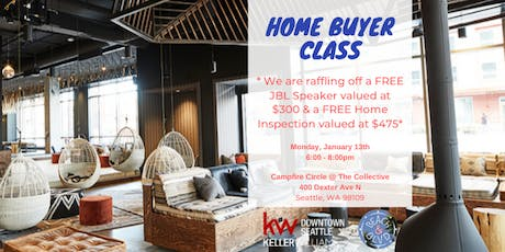 Home Buyer Class at The Collective! tickets