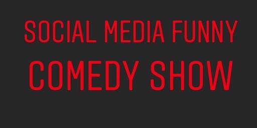 B Smooth & Watchcomedystream.com Presents  Social Media Super Funny