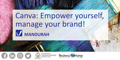 Canva: Empower yourself, manage your brand