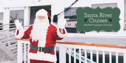 Sacramento Santa River Cruises