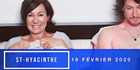 St-Hyacinthe 19 février 2020 Le couple - Josée Boudreault billets