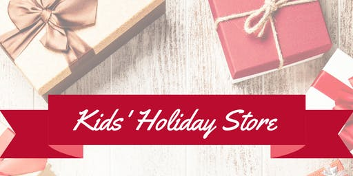 Kids Holiday Store Fundraiser - Chestermere