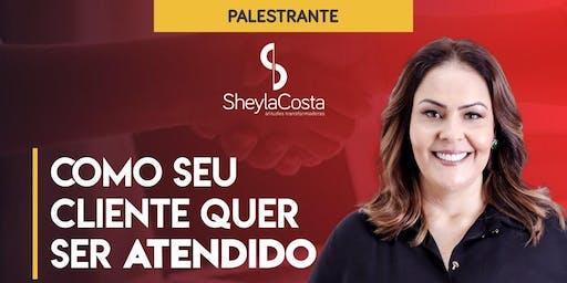 COMO SEU CLIENTE QUER SER ATENDIDO - GOIANIA-GO