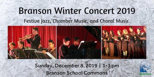 Branson Winter Concert 2019
