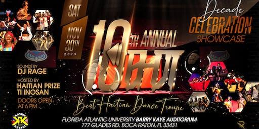 10th Annual Best Haitian Dance Troupe Showcase