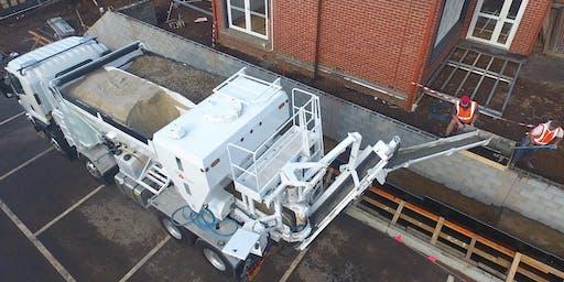 SmartMix : Mobile Concrete Plant - The Way Concrete Should Be Produced