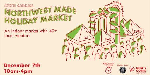Northwest Made Holiday Market