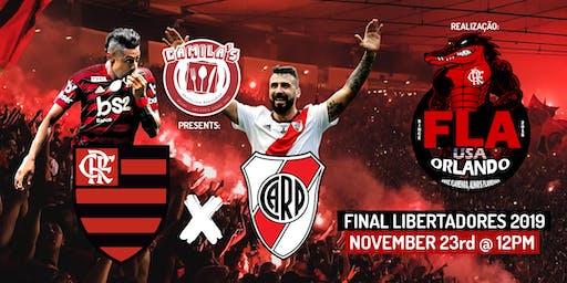 Flamengo x River - FLA USA ORLANDO