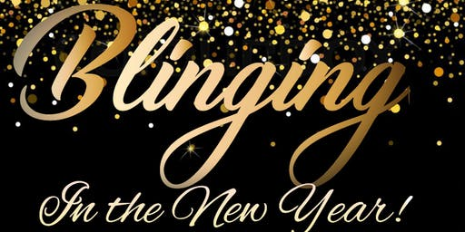 Blinging In the New Year: Strategic Society Networking Mixer