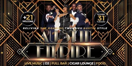 """Austin Empire """"Reliving the Roaring Twenties Austin Style"""" tickets"""