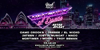 Yeah Buoy - Retro Afloat - Boat Party