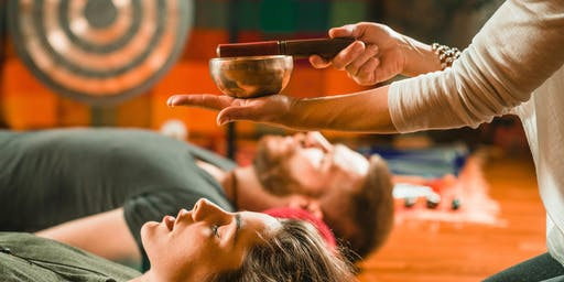 Out with the OLD, IN with the NEW: SOUND BATH: Thursday, December 12 @ 7 PM