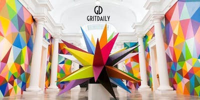 Grit Daily Live! Miami Art Summit Co-Hosted by JADA Art - SPECIAL DEAL!!!