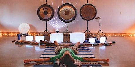 Sound Bath Sanctuary in Port Coquitlam @ Rasa Flow Yoga tickets