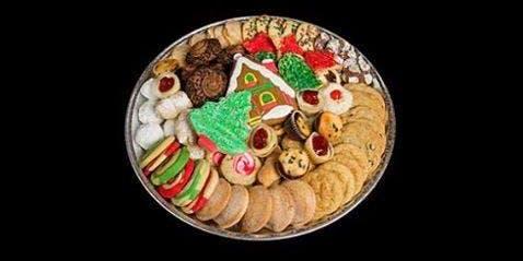 Grandma's Cookie Exchange & Ugly Christmas Sweater Contest