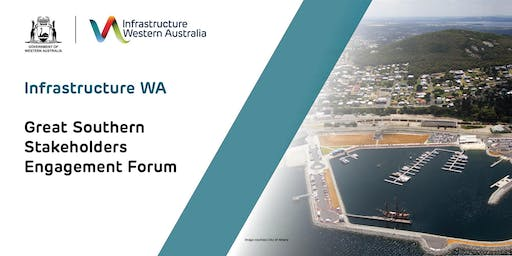 Great Southern Stakeholders Engagement Forum: Albany