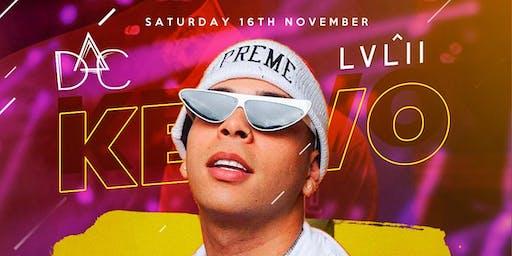 KEVVO Live Show at LVL II Night Club by @Dacribmiami