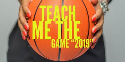 "Teach Me The Game "" BLACK FRIDAY TRAINING"""