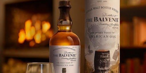 Balvenie Tasting @ Elk's Tower