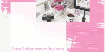 Boss Babes mean Business - Mudgee