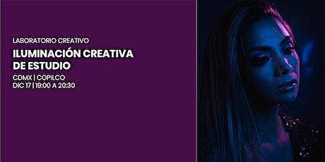 Laboratorio Creativo | Iluminación creativa de estudio entradas
